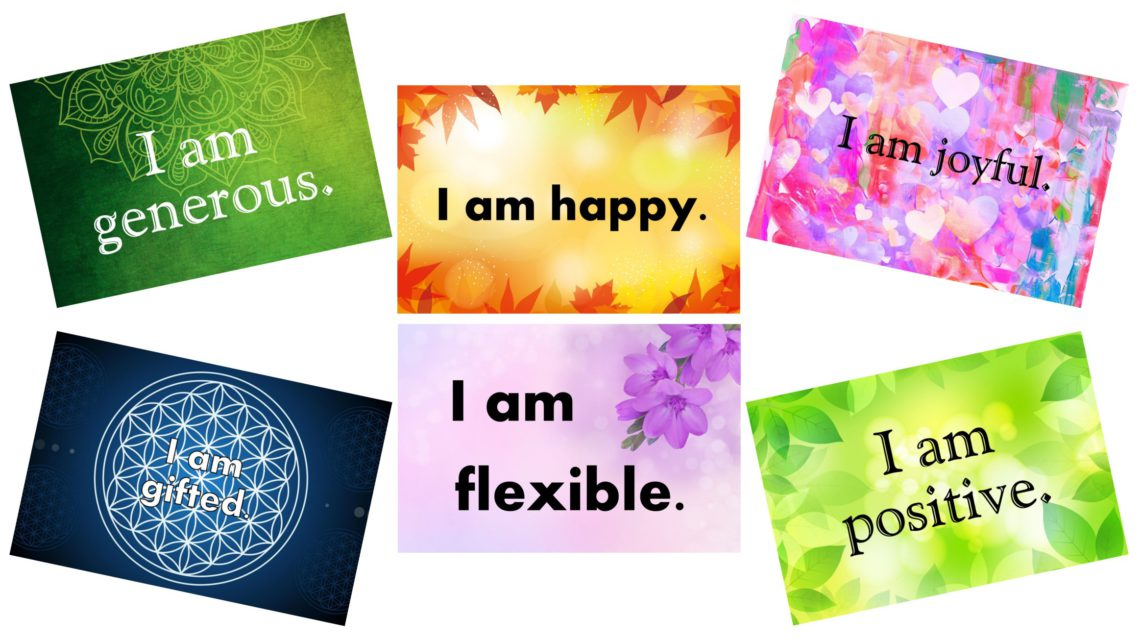 Free Printable Affirmation Cards