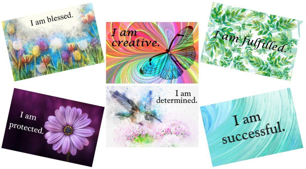 Free Printable Affirmation Cards | Spiritual Balance