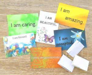 Positive Affirmations Jar